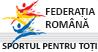 Federatia Romana Sportul Pentru Toti