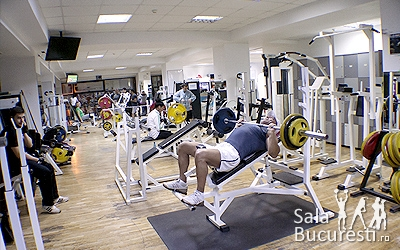 Fitness Club Oroviceanu Ghencea