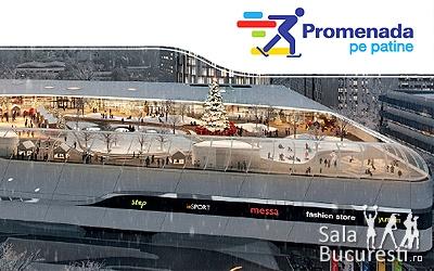 Patinoarul Promenada Mall