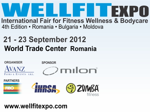 Targul Wellfit Expo 2012 - fit